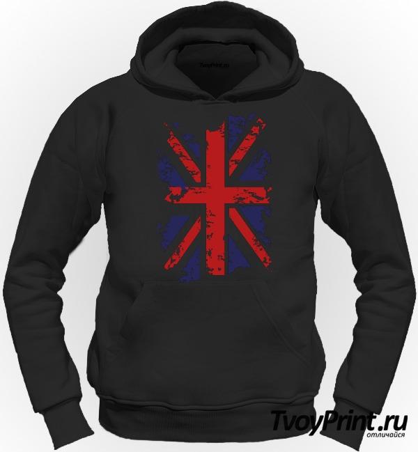 Толстовка Флаг Великобритании