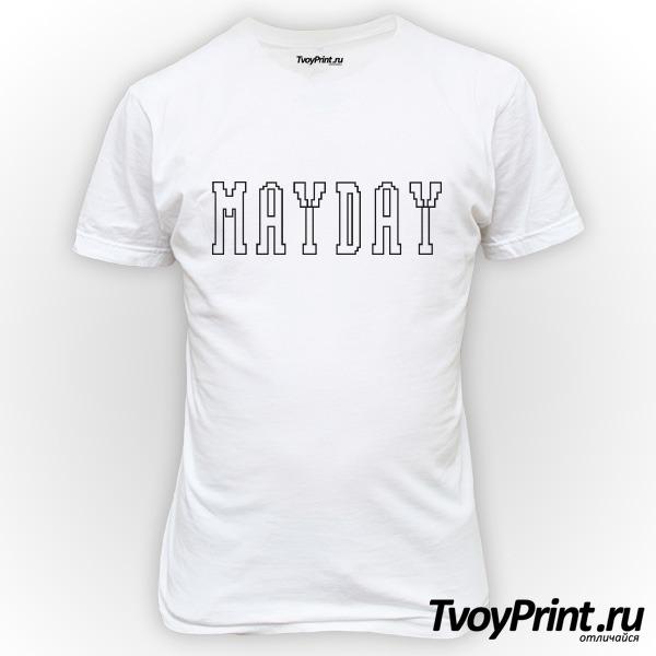 Футболка MayDay (3)