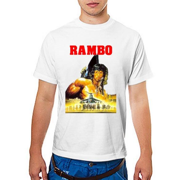 Футболка Рэмбо (Rambo)
