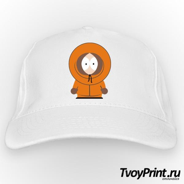 Бейсболка South Park Кенни