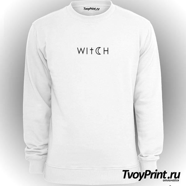 Свитшот Witch