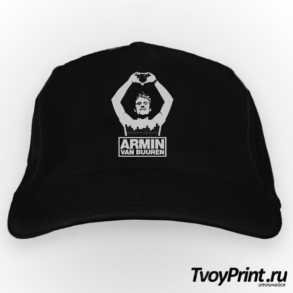 Бейсболка Армин ван
