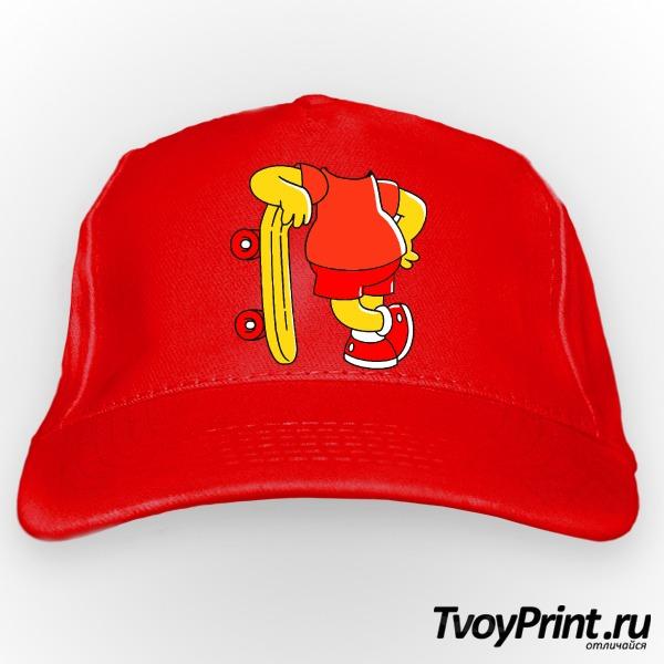 Бейсболка Bart