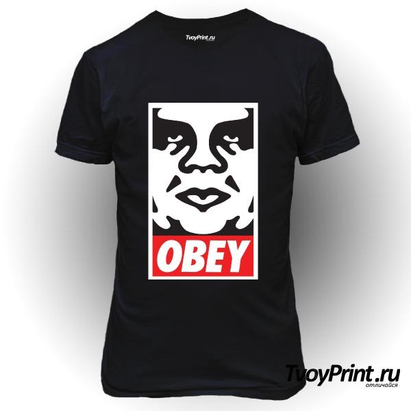 Футболка Obey