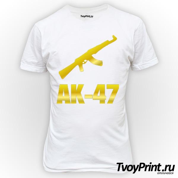 Футболка АК-47 (2)