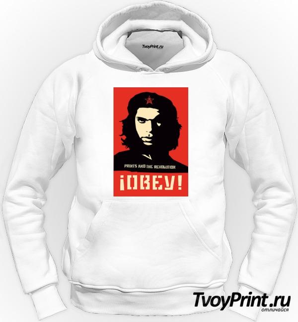 Толстовка Obey Che Guevara