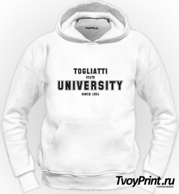 Толстовка вузов ТГУ