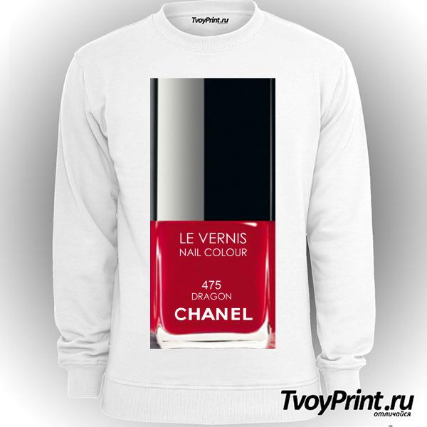 Свитшот Лак Chanel 475