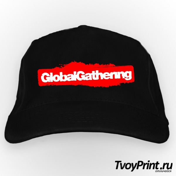 Бейсболка Global Gathering (9)