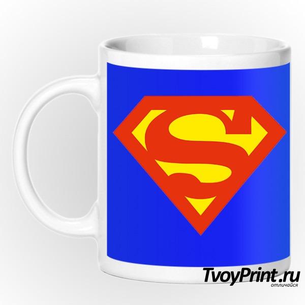 Кружка SuperMan