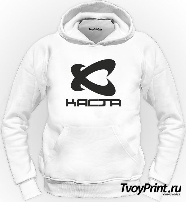 Толстовка Каста logo black