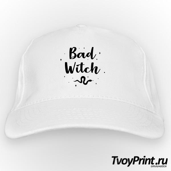 Бейсболка Bad witch