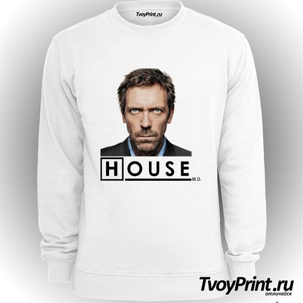 Свитшот Доктор Хаус (Dr House)