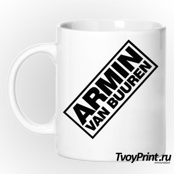 Кружка Armin Van Buuren (3)