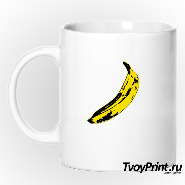 Кружка Andy Warhol Banana