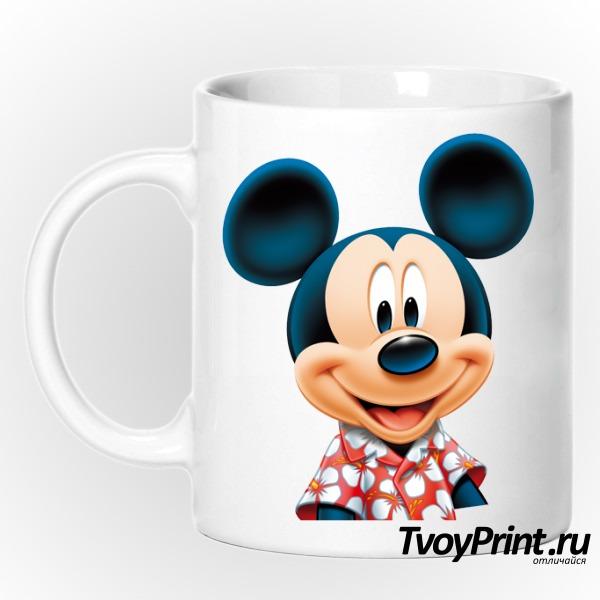 Кружка Mickey Mouse (Микки Маус