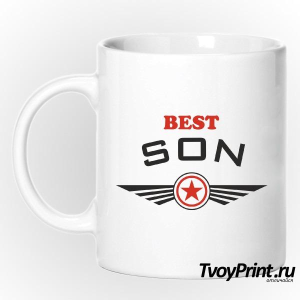 Кружка Best son