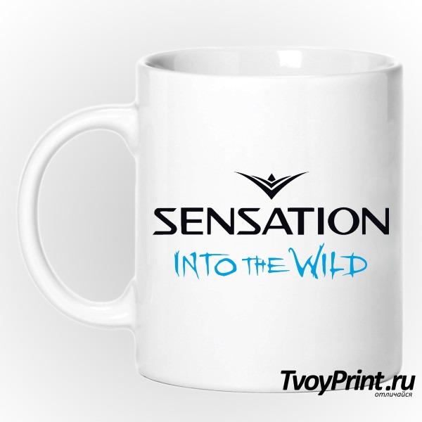 Кружка Sensation into the wild