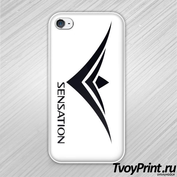 Чехол iPhone 4S Sensation 2014
