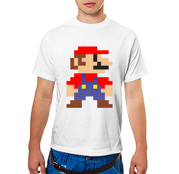 Футболка Супер Марио (Super Mario)