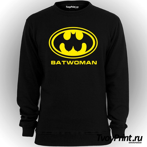 Свитшот BatWoman