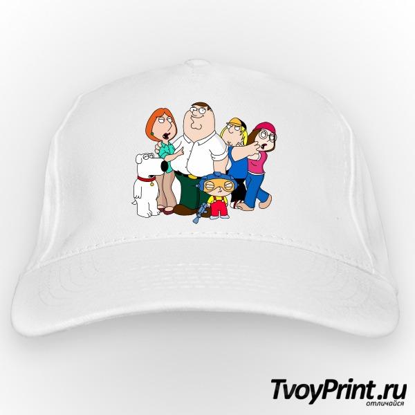 Бейсболка Гриффины (Family Guy)
