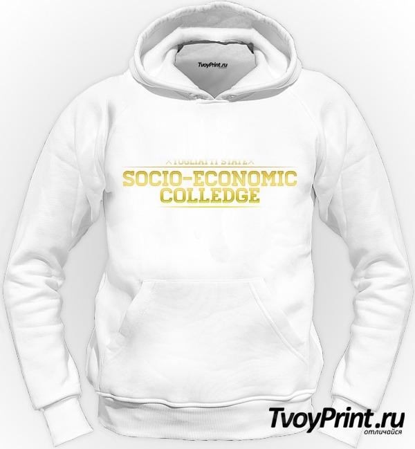 Толстовка колледжей Тольятти: ТСЭК