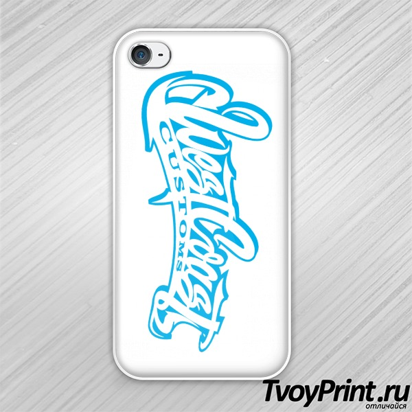 Чехол iPhone 4S WestCoast
