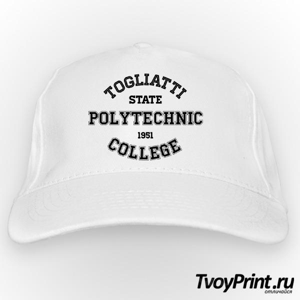 Бейсболка колледжей Тольятти :ТПК