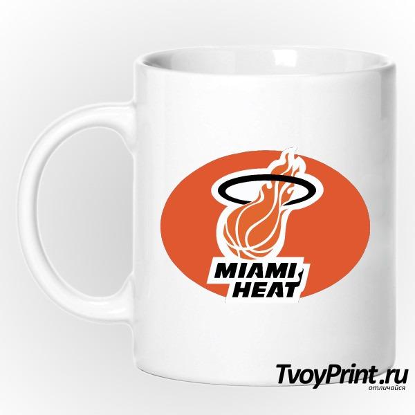 Кружка Miami Heat