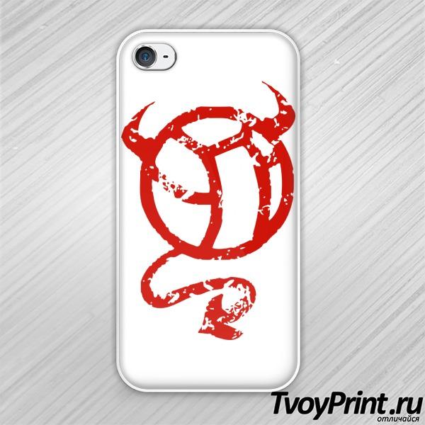 Чехол iPhone 4S MU