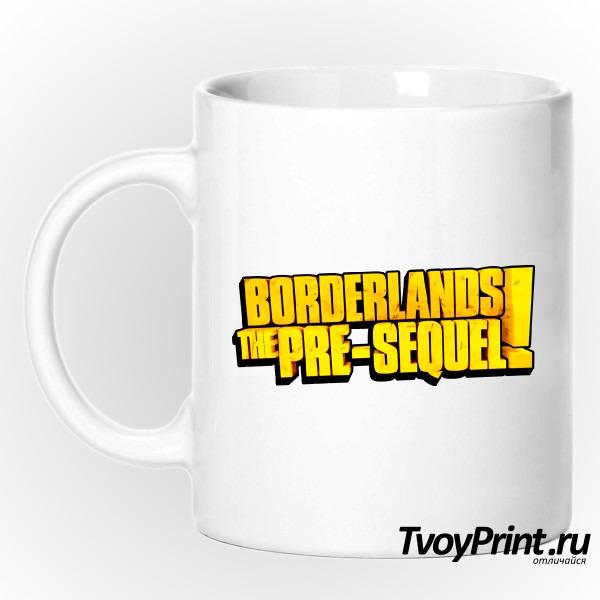 Кружка Borderlands The Pre-Sequel