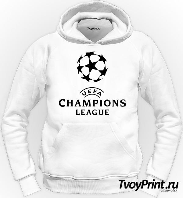 Толстовка UEFA