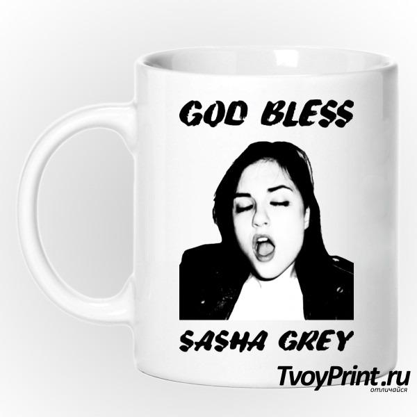 Кружка Sasha Grey (Саша Грей)