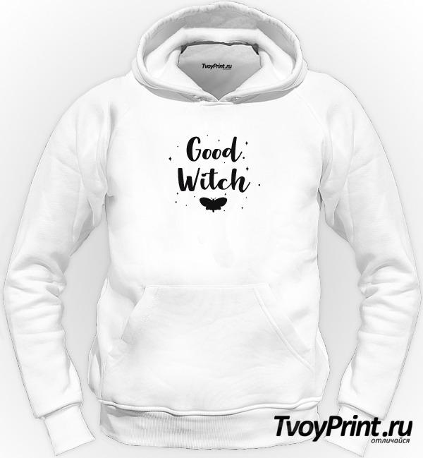 Толстовка Good witch
