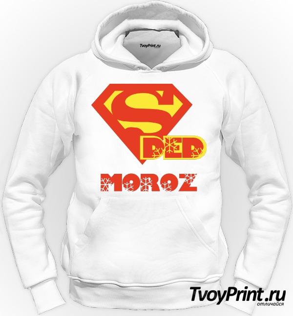 Толстовка Super Ded Moroz