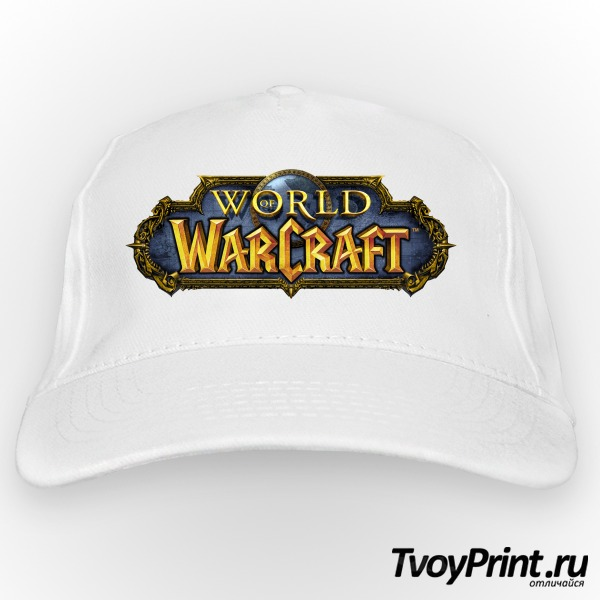 Бейсболка World of Warcraft Classic