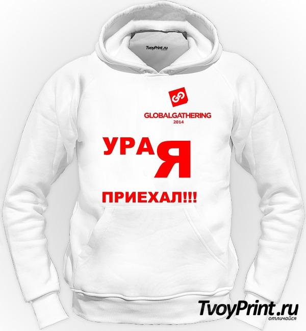 Толстовка Global Gathering (1)