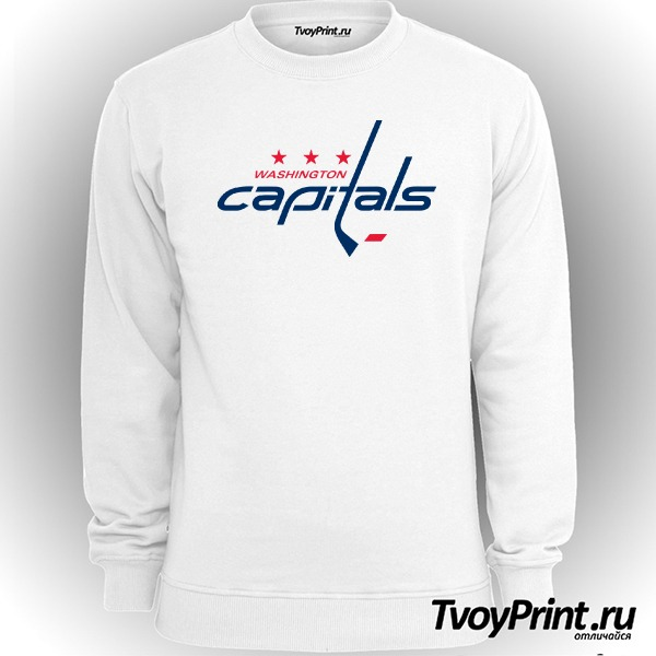 Свитшот Washington capitals