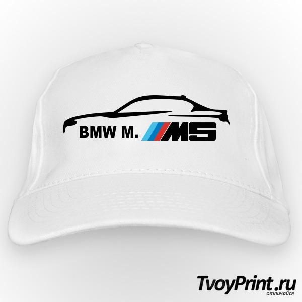 Бейсболка BMW M5 Series