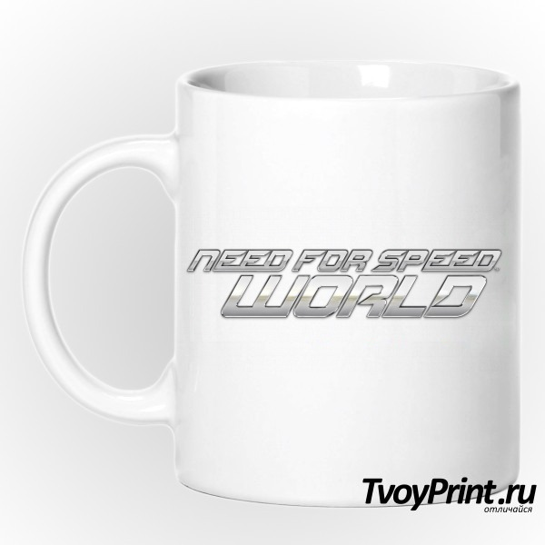 Кружка Need for speed world