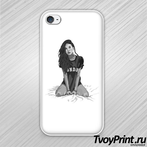 Чехол iPhone 4S K`5