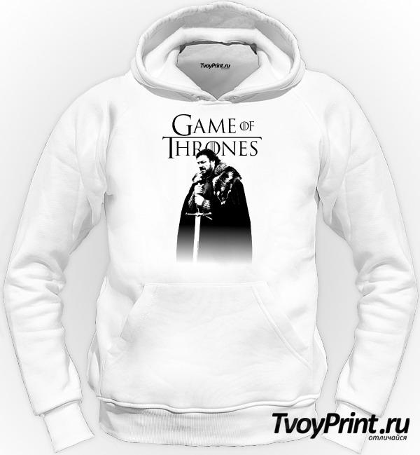 Толстовка Игра престолов (Эддард Старк)