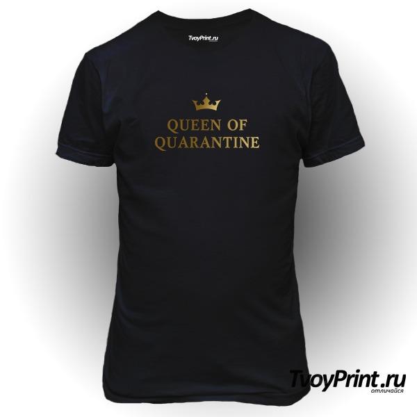 Футболка QUEEN OF QUARANTINE