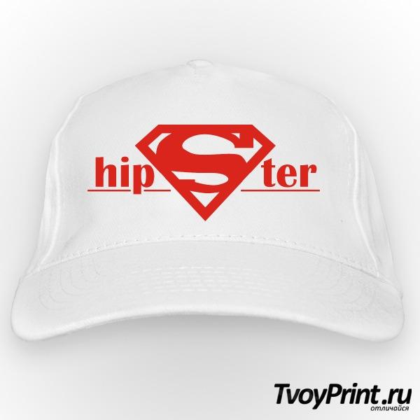 Бейсболка SuperHipster