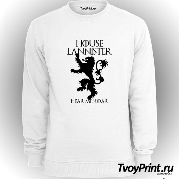 Свитшот House Lannister