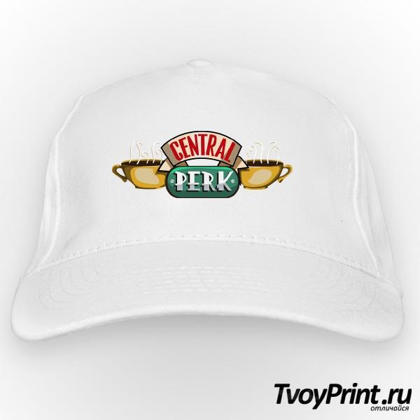 Бейсболка central perk logo