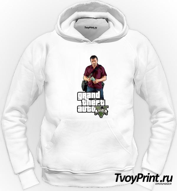 Толстовка GTA 5: Michael