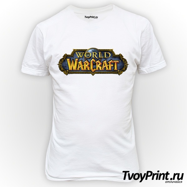 Футболка World of Warcraft Classic