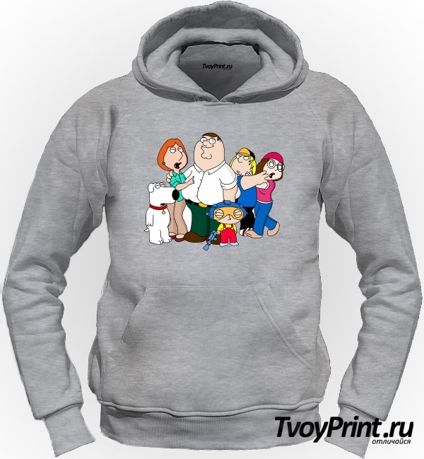 Толстовка Гриффины (Family Guy)